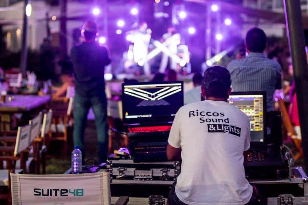 Riccos Sound and Light - 1 1